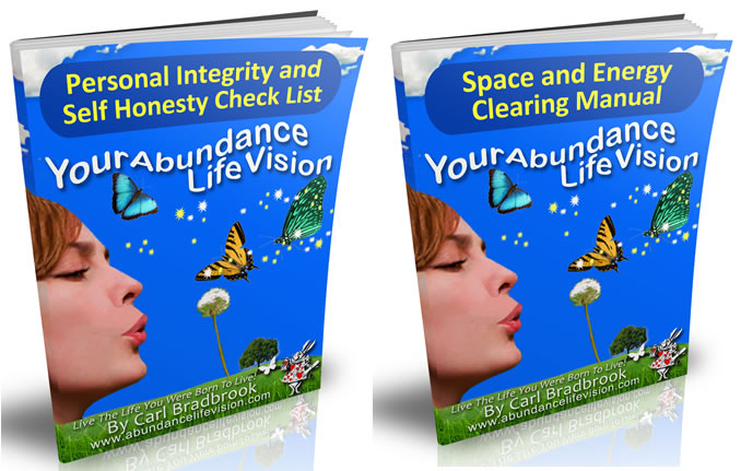 higher-self-help-carl-andrew-bradbrook-simple-imagine-manifest-system-training-workshops-Abundance-Life-Vision-Energy-Clearing-Manuals
