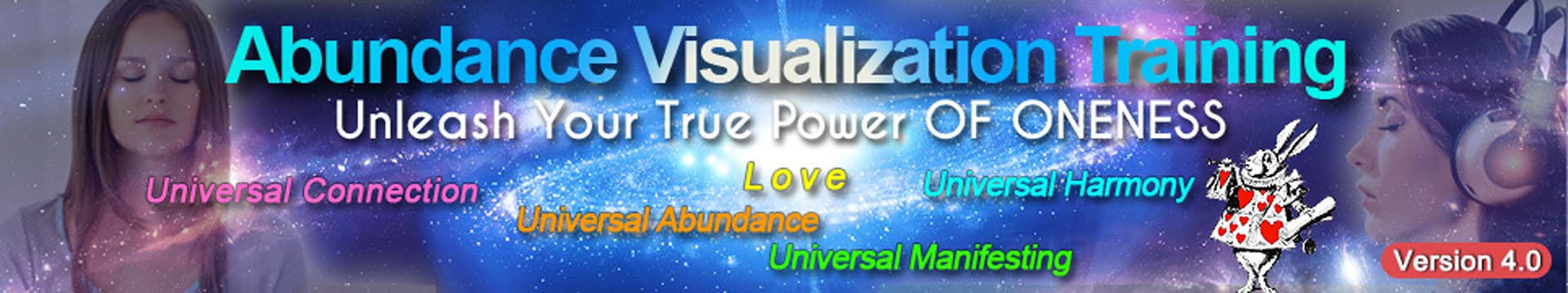 Abundance-Visualization-Training-Unleash-Your-True-Power-Of-Oneness-by-Carl-Bradbrook-Header-2